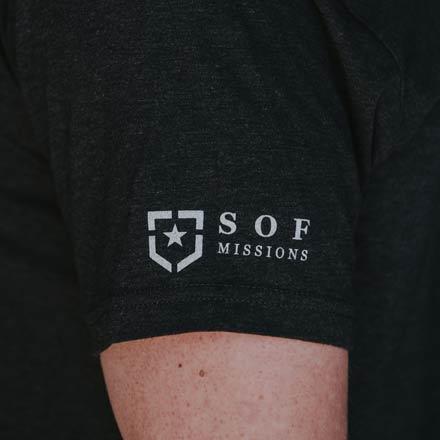 Sof missions shirt sleeve