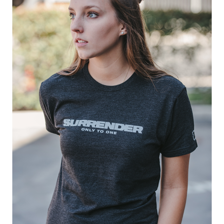 surrender only to one tshirt